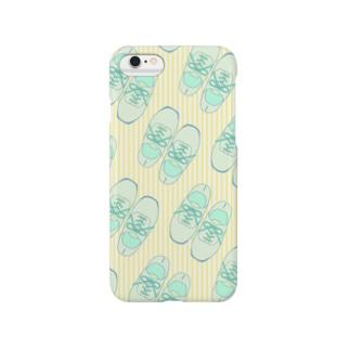 くつ Smartphone cases