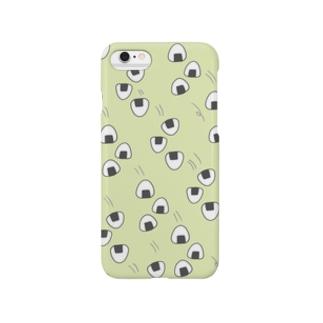 おむすびゴロゴロ Smartphone cases