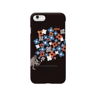 百花繚乱 Smartphone cases