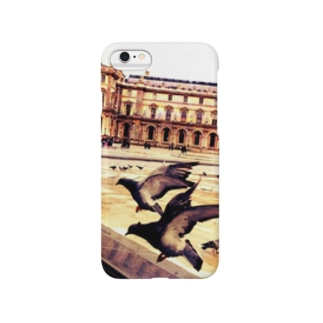 パリの風景 Smartphone cases