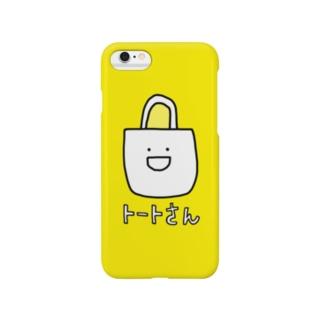 トートさん Smartphone cases