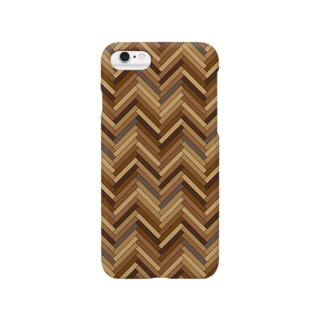 Herringbone Floor Smartphone cases