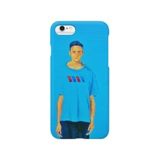 バーバー兄さん。 Smartphone cases
