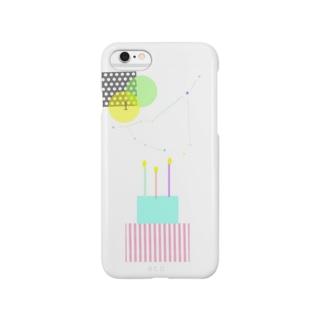 1月生まれ Smartphone cases