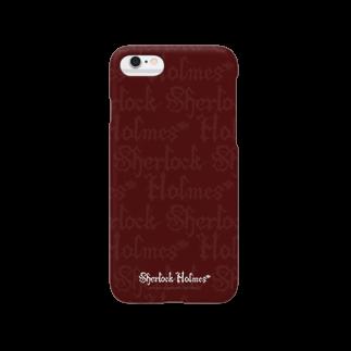 sherlockgakuenのSherlock Holmes Smartphone cases