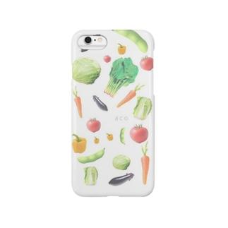 aco iPhonecase(やさい) Smartphone cases