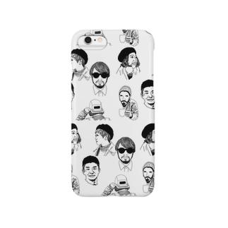 ピープル Smartphone cases