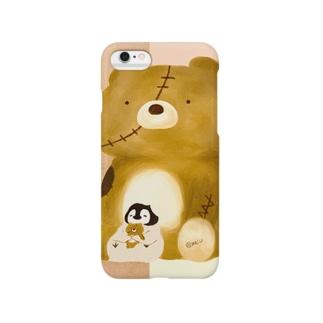ぺんちゃんのゆめ Smartphone cases