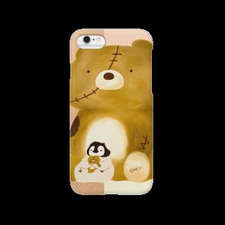 もじじのぺんちゃんのゆめ Smartphone cases