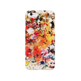 水彩 Smartphone cases