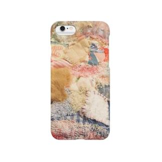 つぎはぎあいふぉん Smartphone cases