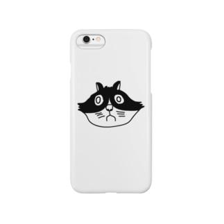 5月のネコ Smartphone cases