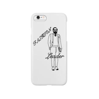 ファッション・リーダー Smartphone cases