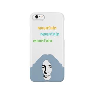 マウンテン・ヨーコ Smartphone cases
