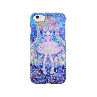 銀礫ノ少女。 Smartphone cases