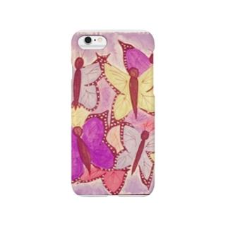 バタフライ's Smartphone cases