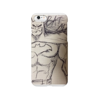 バットマン BatMan ミリタリー Smartphone cases