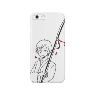 神崎 Smartphone cases