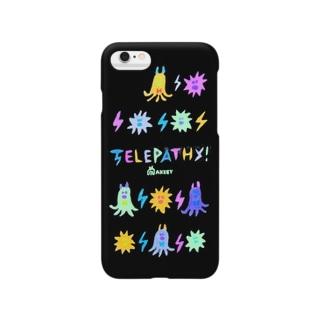 TELEPATHY! Smartphone cases