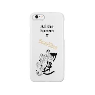 人類皆家族 Smartphone cases