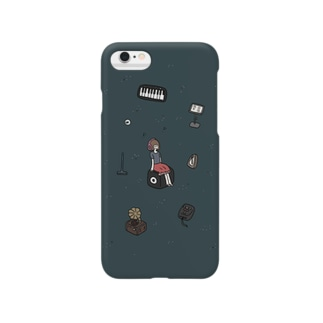 音楽 Smartphone cases