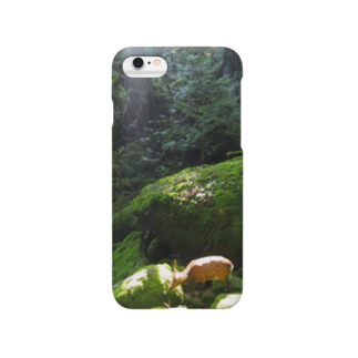 authenの屋久島 白谷雲水峡の森 Smartphone cases