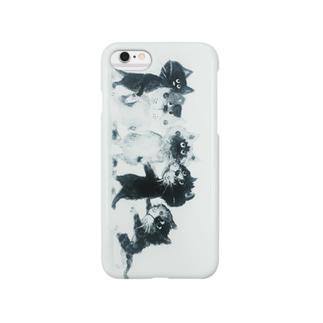 ねこみゃんずー Smartphone cases