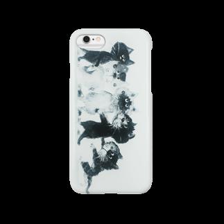 清家正悟のねこみゃんずー Smartphone cases