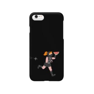 忍者 Smartphone cases