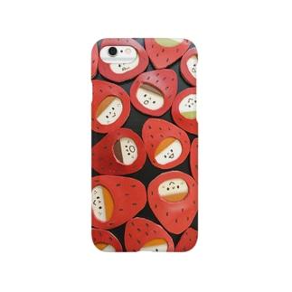 苺ちゃん Smartphone cases