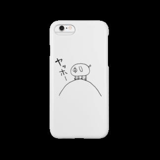 はみをのもしょもしょくん(ヤッホー) Smartphone cases