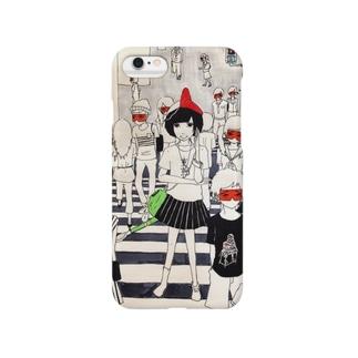 シュワッチ(ごめーん) Smartphone cases