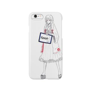 麻生塾 デザイン・クリエイティブ実験SHOPのTONO Smartphone cases