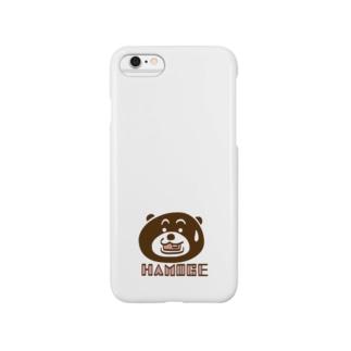クマの歯 Smartphone cases