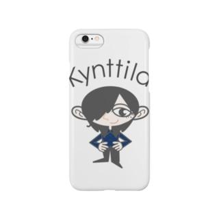 Kynttilaくん Smartphone cases