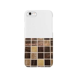 チョコタイル Smartphone cases