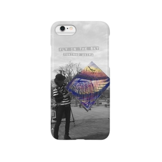 Fly in the sky Smartphone cases