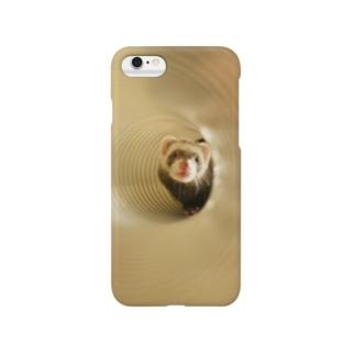 トンネルフェレット Smartphone cases