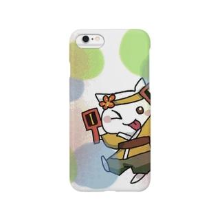 よさこいにゃんこfromぴとぅ Smartphone cases