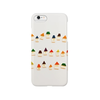 街並み Smartphone cases