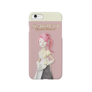 sherlockgakuenのIrene Adler Smartphone cases