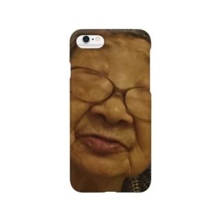 おばぁちゃん スマートフォンケース