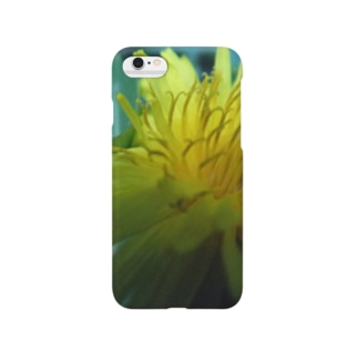 kokoroのタンポポ Smartphone cases