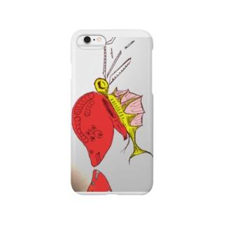 魚の魚釣り Smartphone cases
