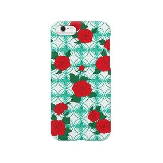 "Liv:ra×YUMI KOMORI ""BOTTAN"" Smartphone cases"