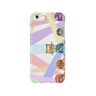 棘ケースver.棘ペン's Smartphone cases