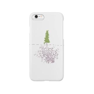 ねっこ Smartphone cases