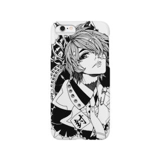 デビルシープ Smartphone cases