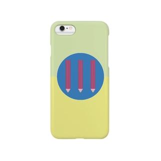 文豪アイテム Smartphone cases