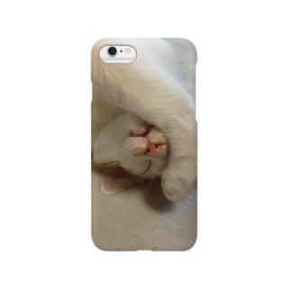 てんちゃん(前足) Smartphone cases